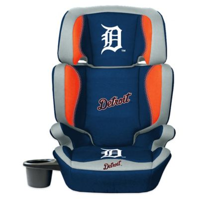 Lil Fan MLB Detroit Tigers High Back Booster Seat