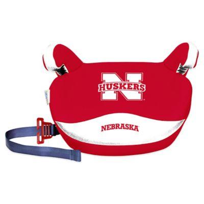University of Nebraska No Back Slimline Booster Seat
