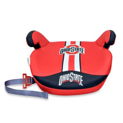 Ohio State University No Back Slimline Booster Seat