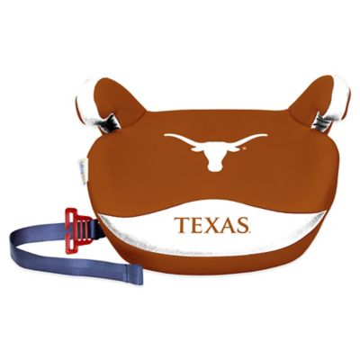 Texas University of Texas Longhorns No Back Slimline Booster Seat
