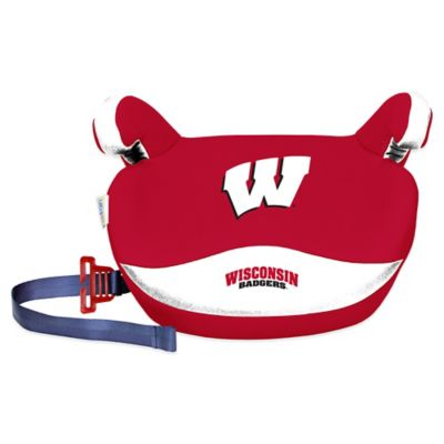 University of Wisconsin No Back Slimline Booster Seat