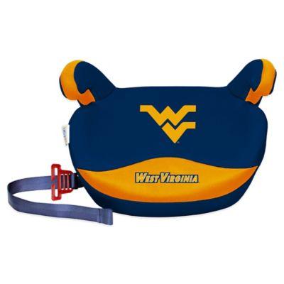 West Virginia University No Back Slimline Booster Seat