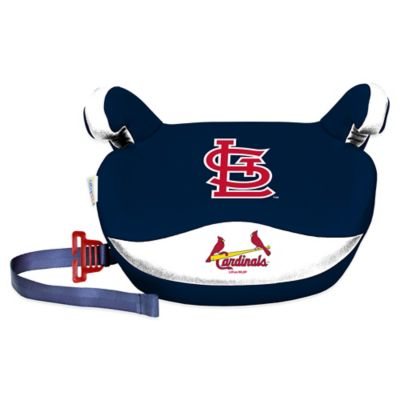 Lil Fan MLB St. Louis Cardinals No Back Slimline Booster Seat