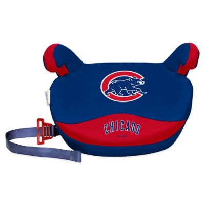 Lil Fan MLB Chicago Cubs No Back Slimline Booster Seat