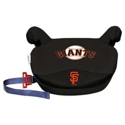 MLB San Francisco Giants No Back Slimline Booster Seat