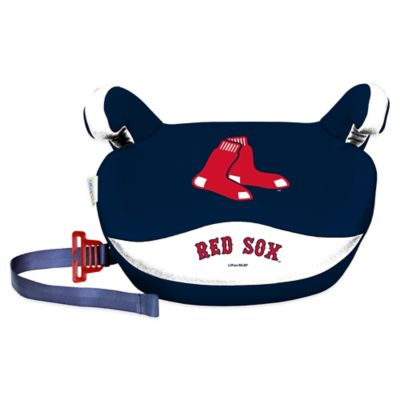 MLB Boston Red Sox No Back Slimline Booster Seat