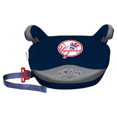 Lil Fan MLB New York Yankees No Back Slimline Booster Seat