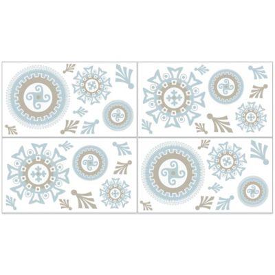 Sweet Jojo Designs Hayden Wall Decal Stickers