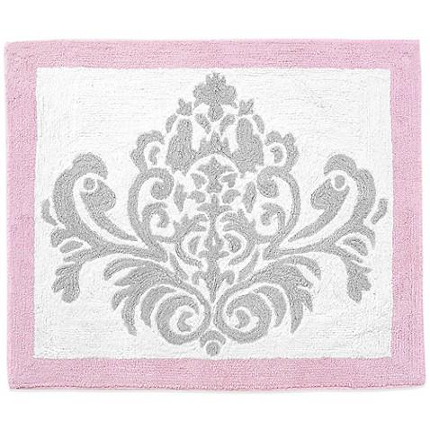 Sweet Jojo Designs Elizabeth Rug In Pink Grey Www
