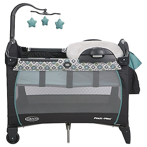 Graco 174 Pack N Play 174 Playard Portable Napper Amp Changer In