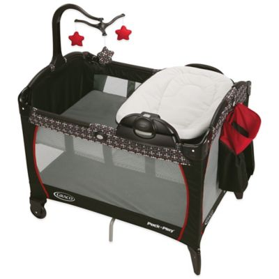 Graco® Pack 'n Play® Playard Portable Napper & Changer™ in Marco