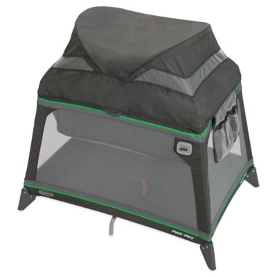 Graco® Pack n Play® Playard Jetsetter™ in Fern
