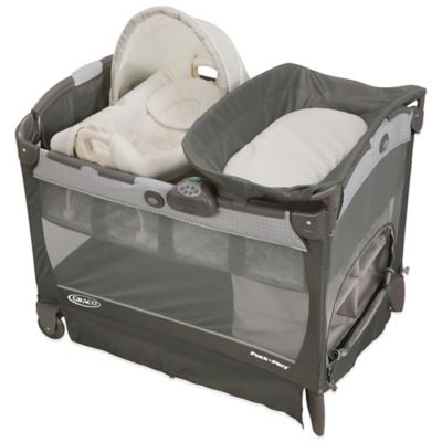 Graco® Pack 'n Play® Playard with Cuddle Cove™ Removable Seat in Glacier
