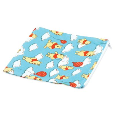 Bumkins® Disney® Winnie the Pooh with Balloons Large Reusable Snack Bag in Teal