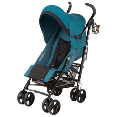 Jane Nanuq Lightweight Umbrella Stroller in Peacock