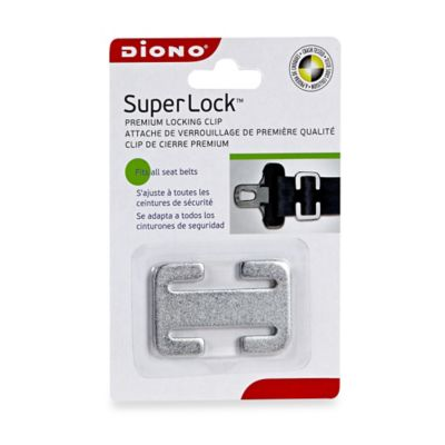 Diono® Super Lock Premium Locking Clip