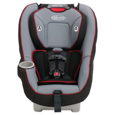 Graco® Contender™ 65 Convertible Car Seat in Chili Red™