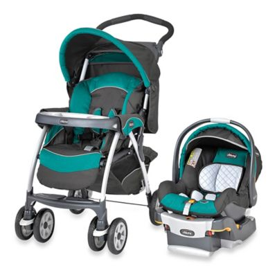 Chicco® Cortina® SE Keyfit® 30 Travel System in Atlantic™
