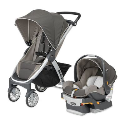 Chicco® Bravo® Trio Travel System in Papyrus™
