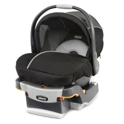 Chicco® KeyFit® 30 Infant Car Seat in Coal