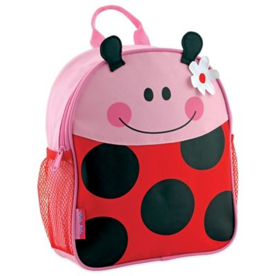 Stephen Joseph Ladybug Mini Sidekick Backpack
