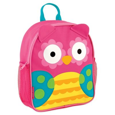 Stephen Joseph Owl Mini Sidekick Backpack