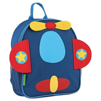 Stephen Joseph Airplane Mini Sidekick Backpack
