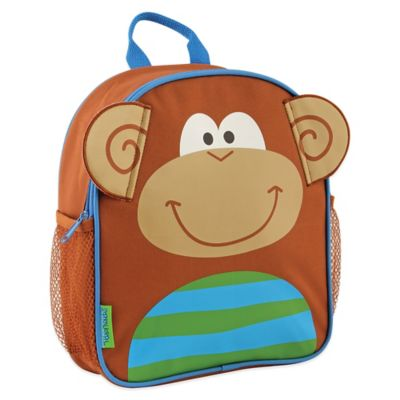 Stephen Joseph Monkey Mini Sidekick Backpack