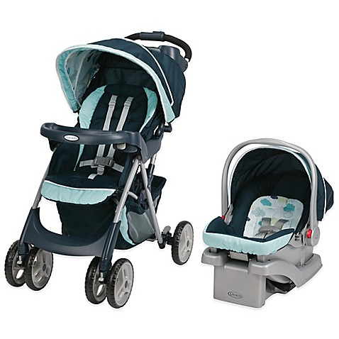 Travel Systems Gt Graco 174 Comfy Cruiser Click Connect