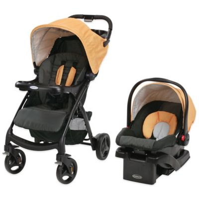 Graco® Verb™ Click Connect™ Travel System in Sunshine™