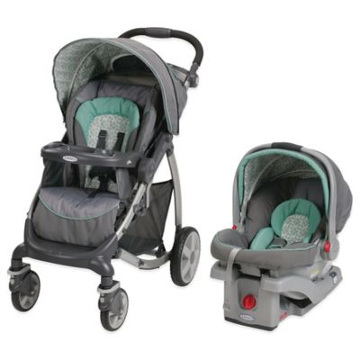 Graco® Stylus™ Click Connect™ Travel System in Winslet
