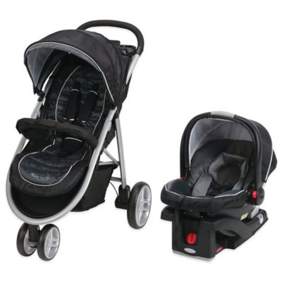 Graco® Aire3™ Click Connect™ Travel System in Gotham