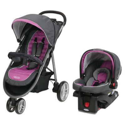 Graco® Aire3™ Click Connect™ Travel System in Nyssa™