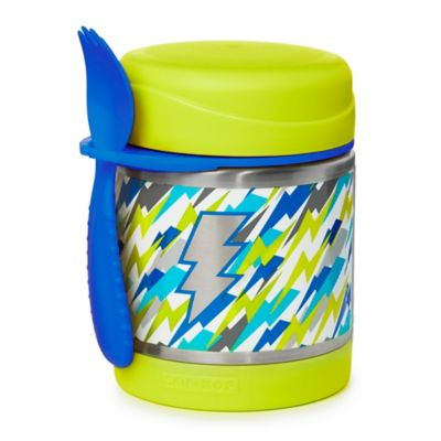 SKIP*HOP® FORGET ME NOT™ 11 oz. Insulated Food Jar in Lightning