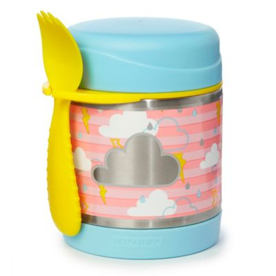SKIP*HOP® FORGET ME NOT™ 11 oz. Insulated Food Jar in Cloud