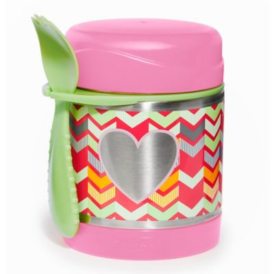 SKIP*HOP® FORGET ME NOT™ 11 oz. Insulated Food Jar in Heart