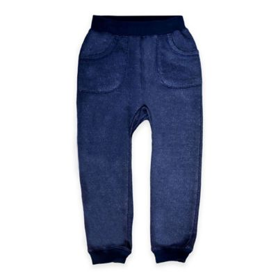 Kapital K™ Size 12M Jogger French Terry Pant in Navy