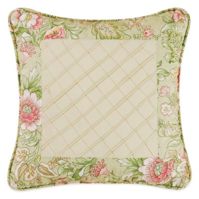 Amberly Square Throw Pillow