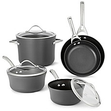 Calphalon® Contemporary Nonstick 8-Piece Cookware Set