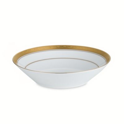 Noritake® Crestwood Gold 12-Ounce Soup Bowl