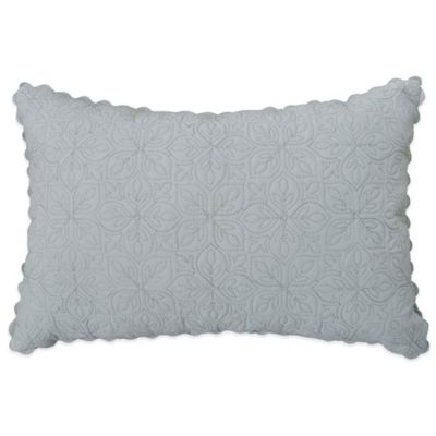 Williamsburg Davenport Breakfast Throw Pillow in Sage