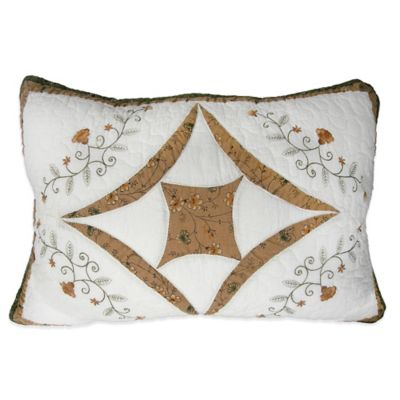 Nostalgia Home® Wellesley Oblong Throw Pillow