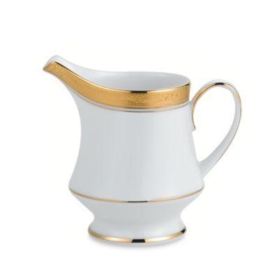 White Gold Creamer