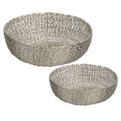 Dimond Home Medium Twisted Wire Bowl