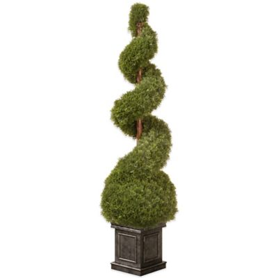 National Tree 48-Inch Cedar Topiary