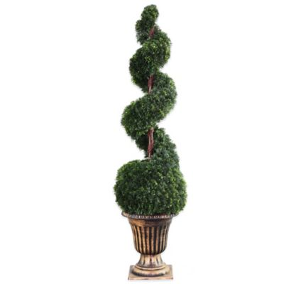 National Tree Company 54-Inch Cedar Spiral Tree
