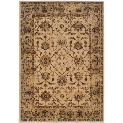 Oriental Weavers Casablanca 9-Foot 10-Inch x 12-Foot 10-Inch Rug in Beige