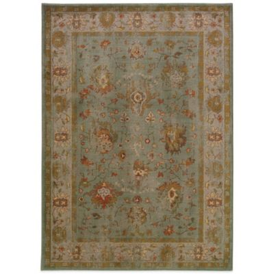 Oriental Weavers Casablanca 6-Foot 7-Inch x 9-Foot 6-Inch Rug in Blue