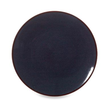 Mikasa® Sedona Round Platter in Brown/Blue