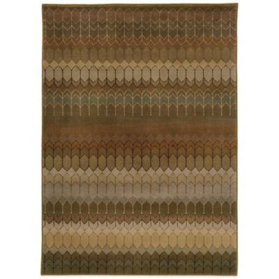 Oriental Weavers Casablanca 1-Foot 10-Inch x 7-Foot 6-Inch Runner in Multicolor